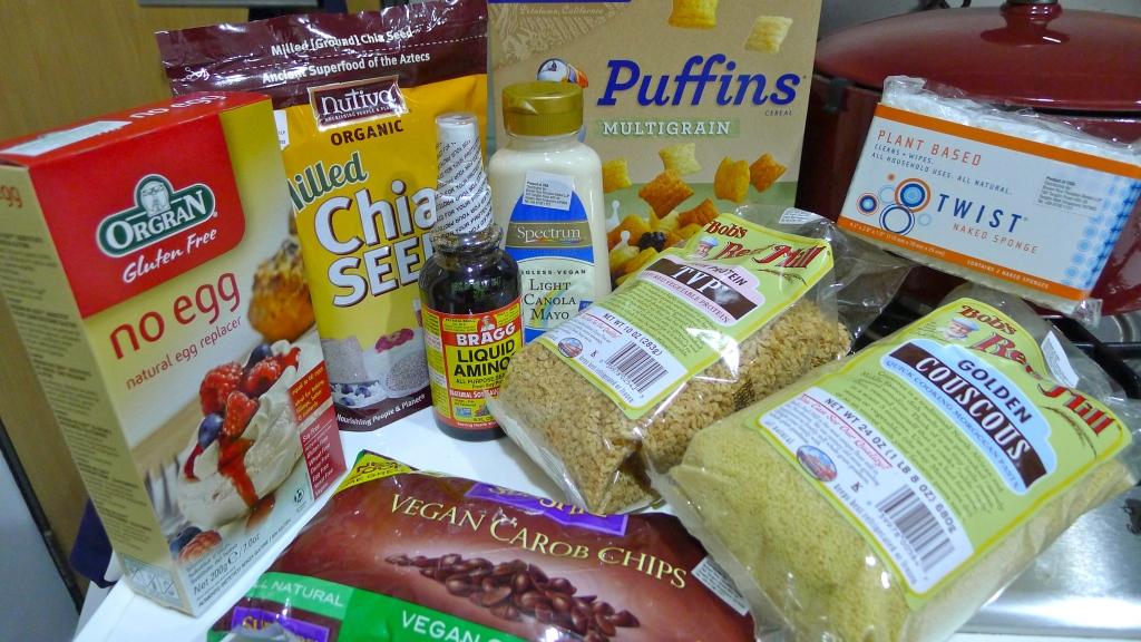 Brown Rice Paradise - Major Vegan Bounty!!!
